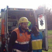 Esercitazioni con le ambulanze